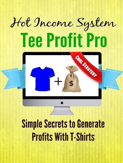 Tee Profit Pro PLR Video Course